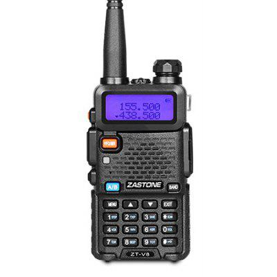 zastone V8 Handheld Wireless Walkie Talkie