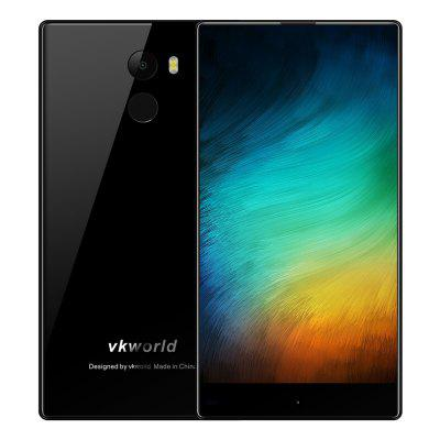VKWORLD MIX 4G PhabletCell phones<br>VKWORLD MIX 4G Phablet<br><br>2G: GSM 1800MHz,GSM 1900MHz,GSM 850MHz,GSM 900MHz<br>3G: WCDMA B1 2100MHz,WCDMA B5 850MHz,WCDMA B8 900MHz<br>4G LTE: FDD B1 2100MHz,FDD B20 800MHz,FDD B3 1800MHz,FDD B7 2600MHz,FDD B8 900MHz<br>AC adapter: 100-240V 5V 1A<br>Additional Features: Calendar, Calculator, Browser, Bluetooth, Alarm, 4G, 3G, Camera, Fingerprint recognition, FM, GPS, People, WiFi<br>Back camera: 8.0MP<br>Battery Capacity (mAh): 3500mAh<br>Battery Type: Non-removable<br>Bluetooth Version: V4.0<br>Brand: VKWORLD<br>Camera type: Dual cameras (one front one back)<br>Cell Phone: 1<br>Cores: 1.3GHz, Quad Core<br>CPU: MTK6737<br>English Manual: 1<br>External Memory: TF card up to 128GB (not included)<br>FM radio: Yes<br>Front camera: 5.0MP<br>Google Play Store: Yes<br>I/O Interface: Speaker, TF/Micro SD Card Slot, Micro USB Slot, Micophone, 3.5mm Audio Out Port, 1 x Nano SIM Card Slot, 1 x Micro SIM Card Slot<br>Language: English, Spanish, Portuguese, Italian, German, French, Russian, Arabic, Malay, Thai, Greek, Ukrainian, Croatian, Czech, Simplified Chinese, Traditional Chinese, etc.<br>Network type: FDD-LTE,GSM,WCDMA<br>OS: Android 7.0<br>OTA: Yes<br>Package size: 17.50 x 11.00 x 5.30 cm / 6.89 x 4.33 x 2.09 inches<br>Package weight: 0.3700 kg<br>Picture format: BMP, JPG, GIF, PNG, JPEG<br>Power Adapter: 1<br>Product size: 14.30 x 7.40 x 0.79 cm / 5.63 x 2.91 x 0.31 inches<br>Product weight: 0.1650 kg<br>RAM: 2GB RAM<br>ROM: 16GB<br>Screen Protector: 1<br>Screen resolution: 1280 x 720 (HD 720)<br>Screen size: 5.5 inch<br>Screen type: Capacitive<br>Sensor: Gravity Sensor,Proximity Sensor<br>Service Provider: Unlocked<br>Silicone Case: 1<br>SIM Card Slot: Dual Standby, Dual SIM<br>SIM Card Type: Nano SIM Card, Micro SIM Card<br>SIM Needle: 1<br>Type: 4G Phablet<br>USB Cable: 1<br>WIFI: 802.11b/g/n wireless internet<br>Wireless Connectivity: A-GPS, WiFi, 4G, Bluetooth 4.0, GSM, LTE, 3G