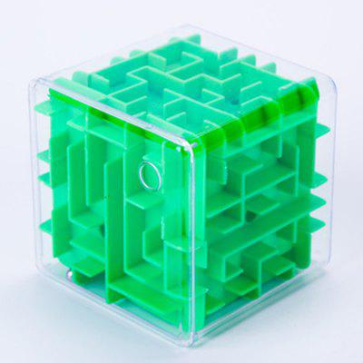 2-in-1 Creative 3D Plastic Cube Maze Piggy Bank - CUPON CAN BE USED ONLY REGISTER!