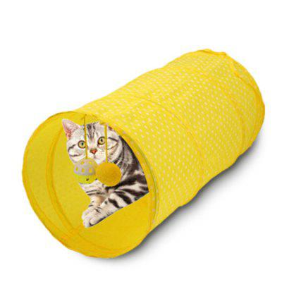 Fun Play Comfortable Cats Toy Tunnel 3pcsCat Toys<br>Fun Play Comfortable Cats Toy Tunnel 3pcs<br><br>For: Cats<br>Package Contents: 3 x Cat Tunnel<br>Package size (L x W x H): 52.00 x 52.00 x 3.00 cm / 20.47 x 20.47 x 1.18 inches<br>Package weight: 0.1250 kg<br>Product size (L x W x H): 25.00 x 25.00 x 50.00 cm / 9.84 x 9.84 x 19.69 inches<br>Product weight: 0.1200 kg<br>Type: Cat Toys