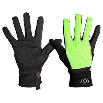 Quick Dry Outdoor Full Finger Cycling Gloves