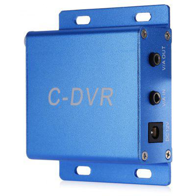 C - DVR Mini DVR Monitör