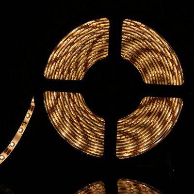 Buy WARM WHITE LIGHT Flexible 5m 3528 SMD LED Strip Light DC12V for $9.62 in GearBest store
