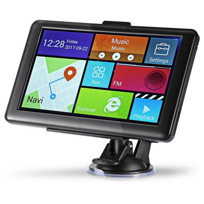 703 Car 7 inch Android GPS Navigator