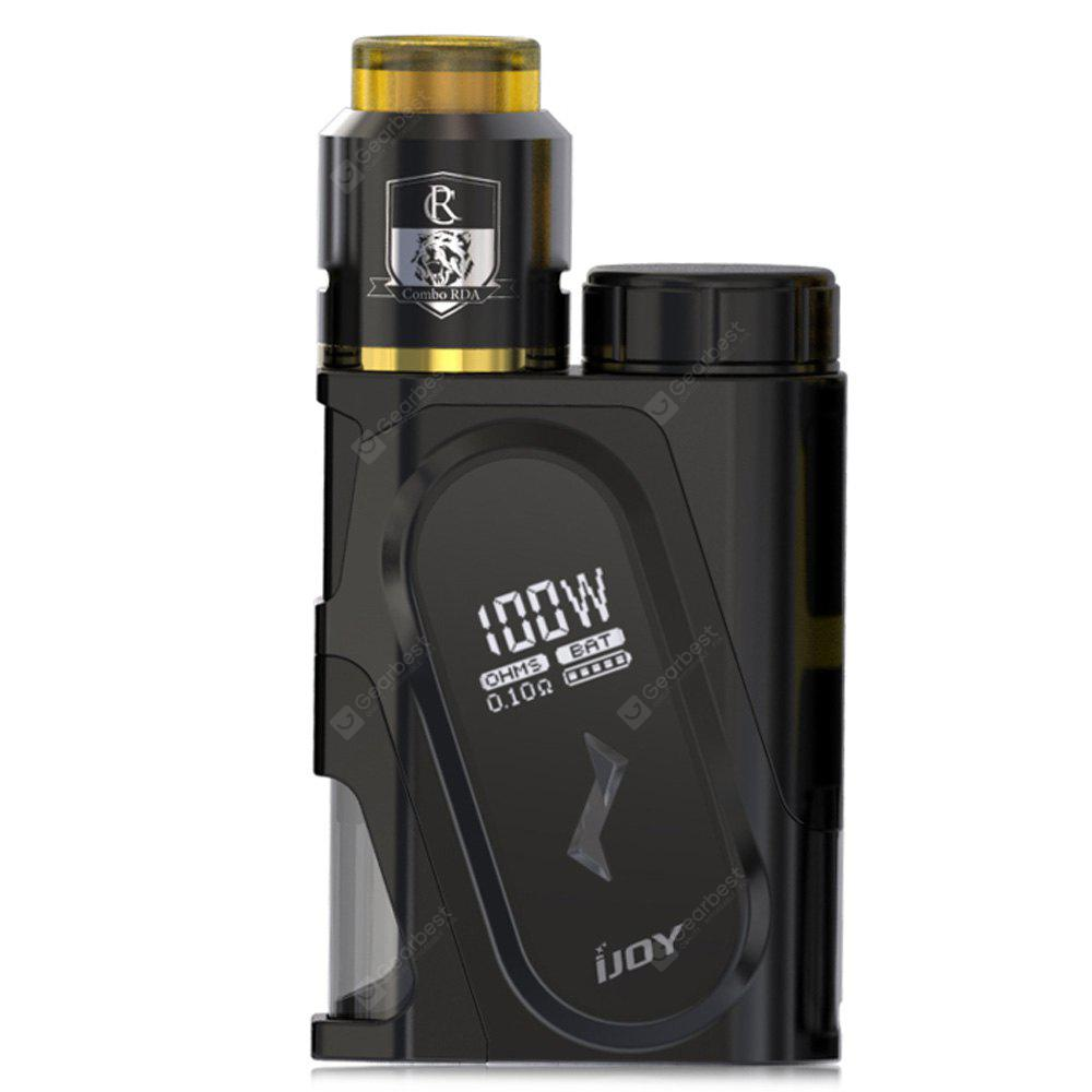 Original IJOY CAPO 100W Squonk Kit - BLACK