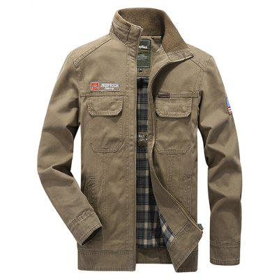 Jeep Rich Casual Lightweight Jacket