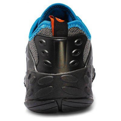 BAIDENG Mesh Hiking ShoesAthletic Shoes<br>BAIDENG Mesh Hiking Shoes<br><br>Available Size: 39, 40, 41, 42, 43, 44, 45<br>Brand: BAIDENG<br>Closure Type: Lace-Up<br>Features: Breathable, Crashworthy, Durable, Anti-slip, Sweat-absorbing<br>Gender: Men<br>Highlights: Sweat Absorbing, Soft, Breathable<br>Package Contents: 1 x Pair of Shoes<br>Package size: 31.50 x 22.00 x 11.50 cm / 12.4 x 8.66 x 4.53 inches<br>Package weight: 1.0300 kg<br>Product weight: 0.8000 kg<br>Season: Spring, Autumn, Summer<br>Sole Material: Rubber<br>Type: Hiking Shoes