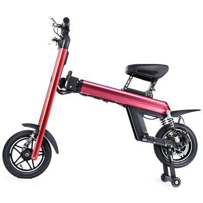 Onebot T8 Folding Electric Bike with 8.7Ah Battery EU / US PlugElectric Bikes<br>Onebot T8 Folding Electric Bike with 8.7Ah Battery EU / US Plug<br><br>Braking System: Rear Disc Brake<br>Brand: Onebot<br>Frame material: Aluminum Alloy<br>Package Content: 1 x Onebot T8 Electric Bike, 1 x Adapter, 1 x EU Plug, 1 x US Plug, 1 x English User Manual<br>Package size: 134.00 x 35.00 x 65.00 cm / 52.76 x 13.78 x 25.59 inches<br>Package weight: 25.2000 kg<br>Product size: 132.00 x 62.00 x 94.00 cm / 51.97 x 24.41 x 37.01 inches<br>Product weight: 22.0000 kg<br>Type: Electric Bicycle<br>Wheel Size: 12 inches