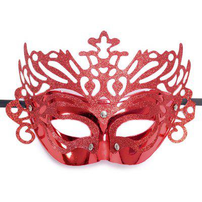 Buy RED Macroart Y 452 Hallowmas Decorations Mask for $6.43 in GearBest store
