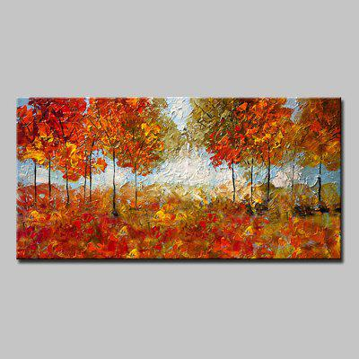 Mintura MT160485 Mangrove Forest Canvas Oil Painting