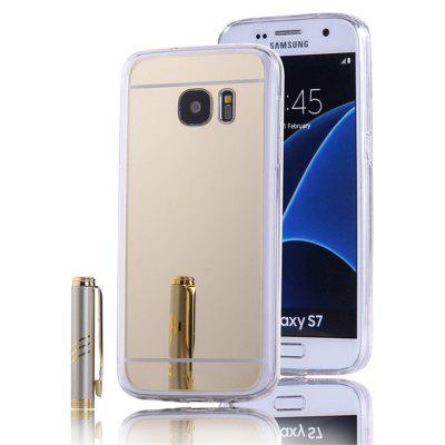 Electroplate Cover Case for Samsung Galaxy S7