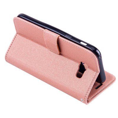 Wallet Leather Case for Samsung Galaxy A5Samsung A Series<br>Wallet Leather Case for Samsung Galaxy A5<br><br>Features: Full Body Cases<br>For: Samsung Mobile Phone<br>Material: PU Leather<br>Package Contents: 1 x Cover Case<br>Package size (L x W x H): 16.00 x 8.80 x 2.80 cm / 6.3 x 3.46 x 1.1 inches<br>Package weight: 0.0660 kg<br>Product size (L x W x H): 15.00 x 7.80 x 1.80 cm / 5.91 x 3.07 x 0.71 inches<br>Product weight: 0.0660 kg<br>Style: Pattern, Modern