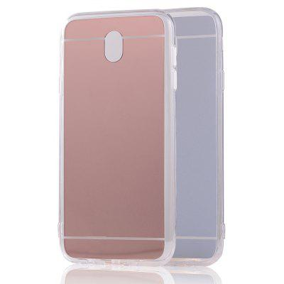 Electroplate Mirror Case for Samsung Galaxy J730 ( 2017 ) / J7 Pro