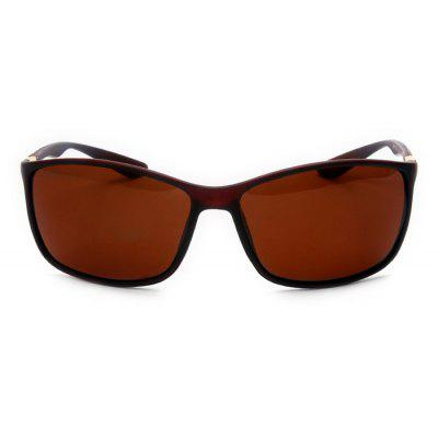 TOMYE P6013 Lightweight Full Frame Male SunglassesMens Sunglasses<br>TOMYE P6013 Lightweight Full Frame Male Sunglasses<br><br>Brand: TOMYE<br>Frame material: PC<br>Functions: Windproof, UV Protection, Fashion, Dustproof<br>Gender: For Men<br>Lens material: Resin<br>Package Contents: 1 x Sunglasses, 1 x Sunglasses Box<br>Package size (L x W x H): 19.00 x 10.00 x 8.00 cm / 7.48 x 3.94 x 3.15 inches<br>Package weight: 0.2400 kg<br>Product weight: 0.0130 kg