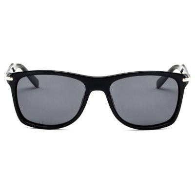TOMYE P6010 Square Full Frame Male Sunglasses