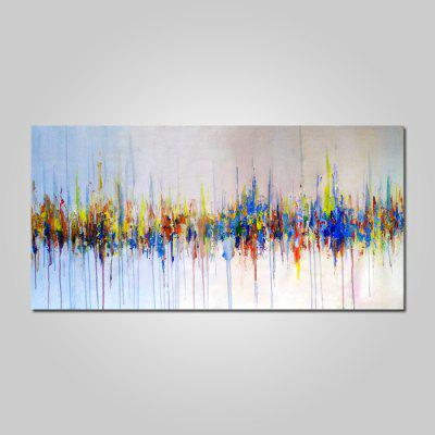 Buy COLORMIX Mintura MT160500 Oil Painting Hand-painted Abstract Style for $65.83 in GearBest store