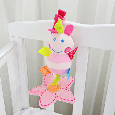 Buy COLORMIX BEE Hang Decoration Toy with Built-in Vibrator for Baby Bed / Car for $8.11 in GearBest store