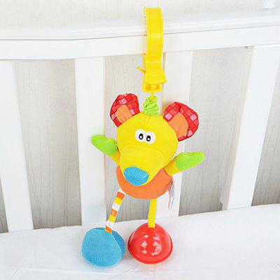 Buy COLORMIX MOUSE Hang Decoration Toy with Built-in Vibrator for Baby Bed / Car for $8.11 in GearBest store