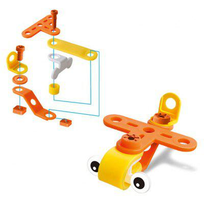Creative Building Blocks Assembly / Disassembly Toy