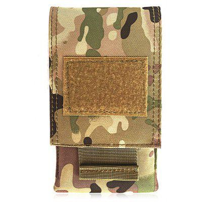 Tactical Waist Bag 5.5 inch Mobile Phone Pouch