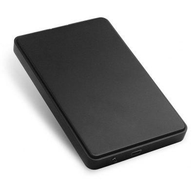 Buy BLACK 22I82 RTK 2.5 inch IDE Hard Disk Drive External Enclosure Case for $4.30 in GearBest store