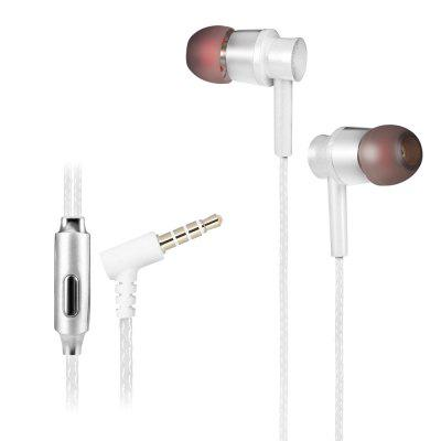 KSD A23 On cord In ear Casque-audio with Microphone