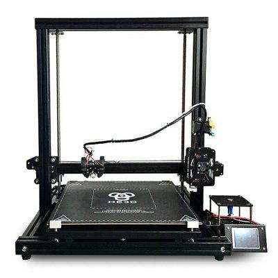 HE3D H500 DIY 3D Printer 400 x 400 x 500mm Printing 110V
