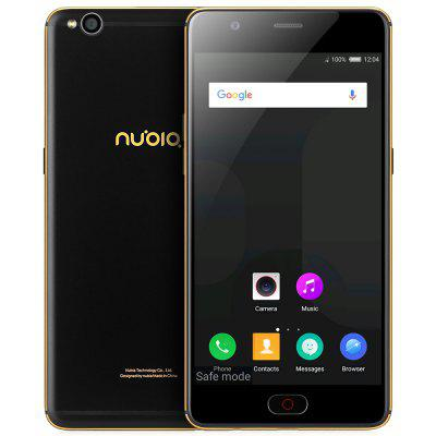 Nubia M2 Lite ( NX573J ) 4G Phablet 5.5 inch Android M MTK6750 Octa Core 1.5GHz 4GB RAM 32GB ROM 16.0MP Front Camera Fingerprint Touch Sensor