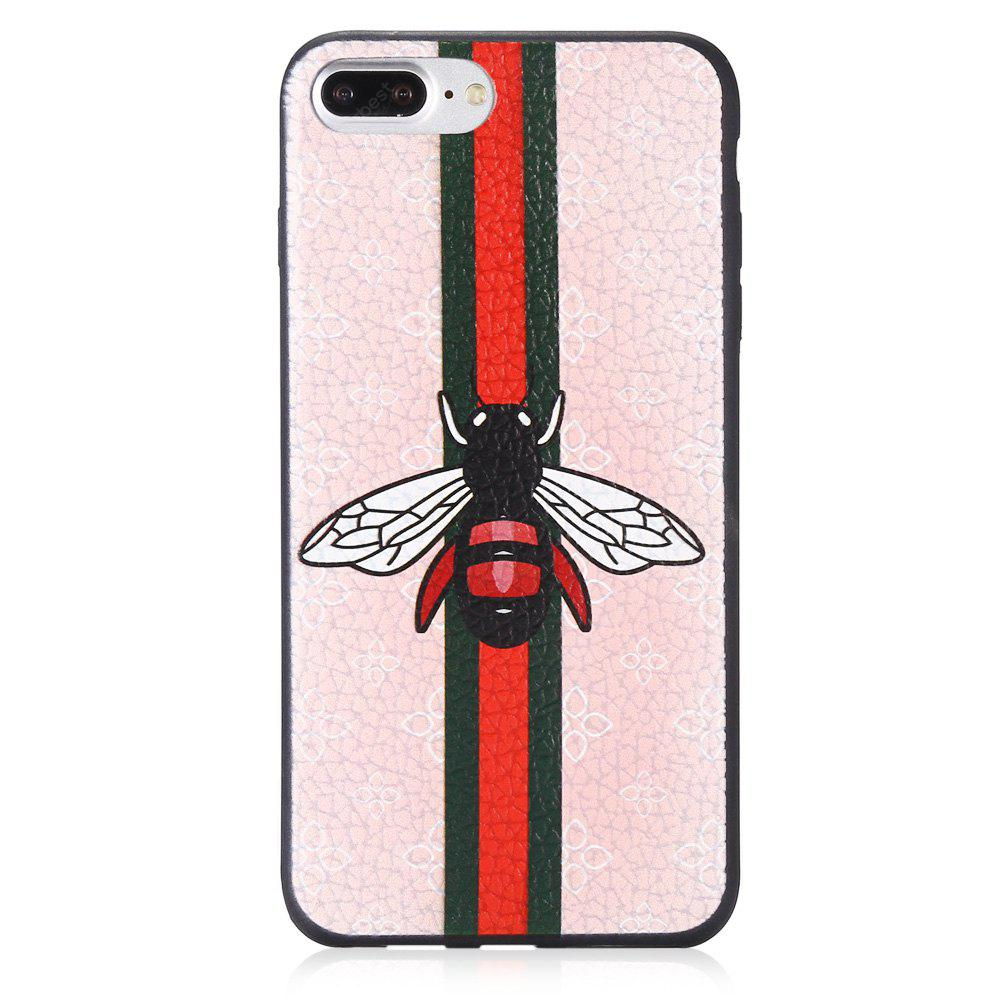Ant Lichee Grain Phone Case Cover for iPhone 7 Plus / 8 Plus