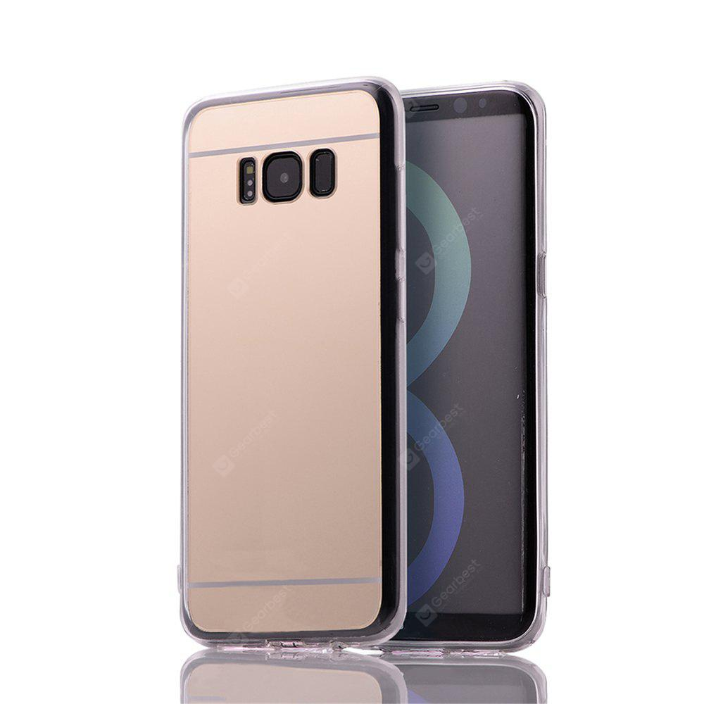 Electroplate Mirror Protective Rear Case for Samsung Galaxy S8