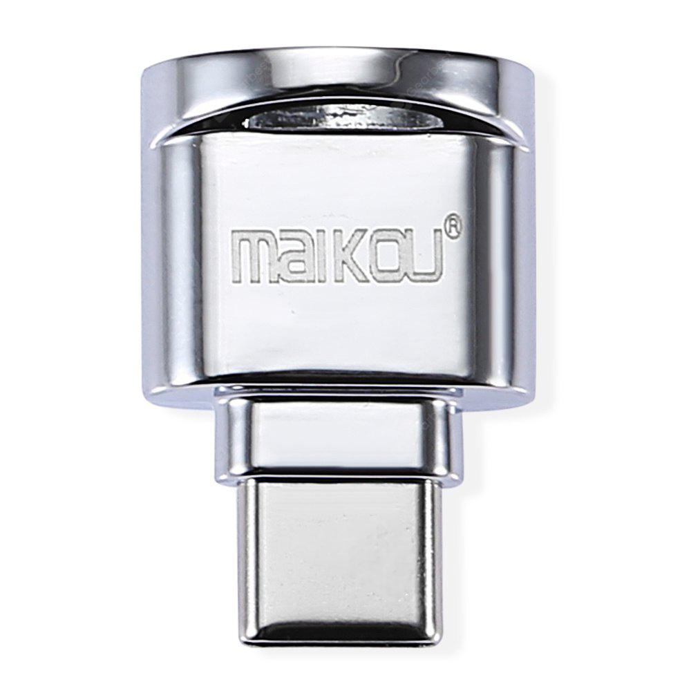 Maikou Mini Type-C to TF / Micro SD Adapter OTG Connector