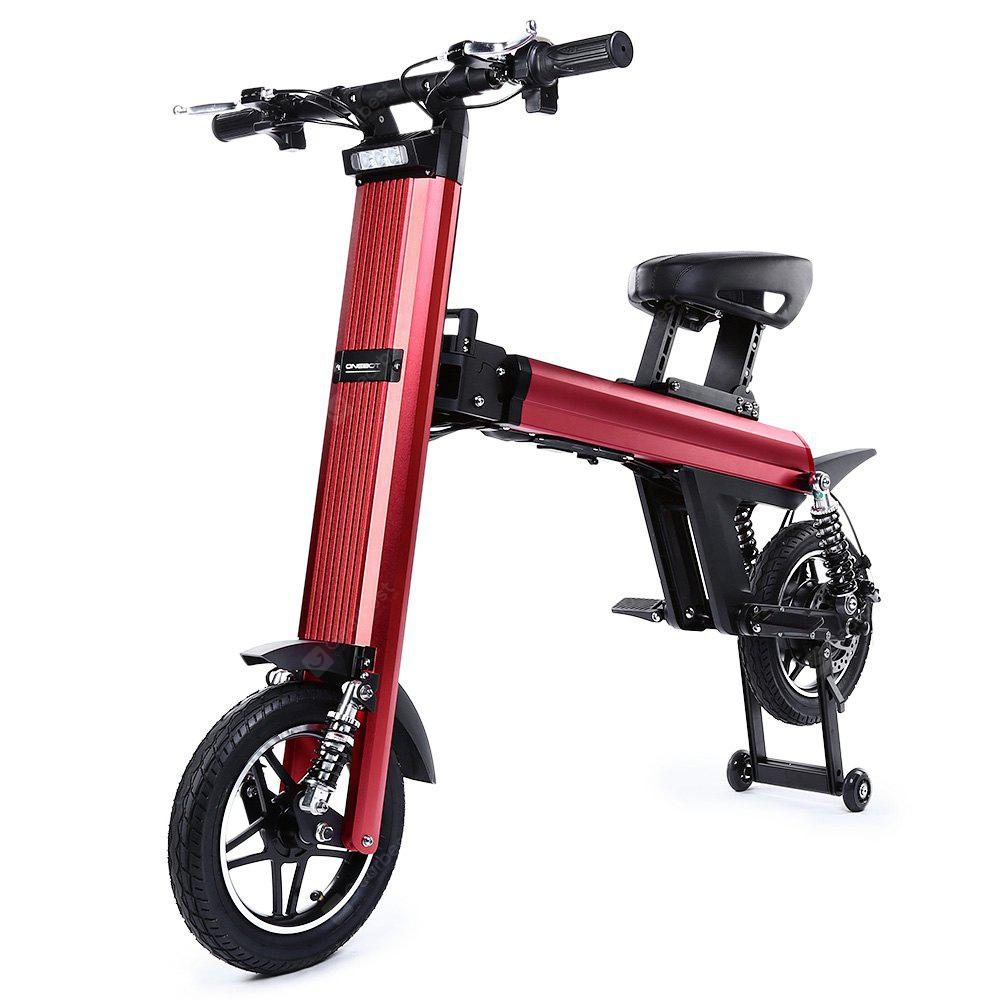 Onebot T8 Folding Electric Bike with 8.7Ah Battery EU / US Plug