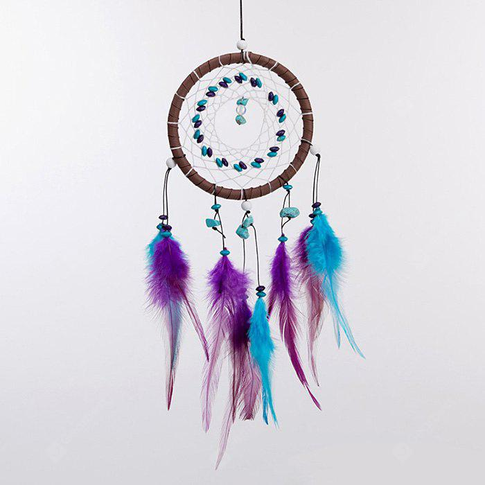 Pure Handicraft Indian Dream Wall Hanging Ornament 1PC