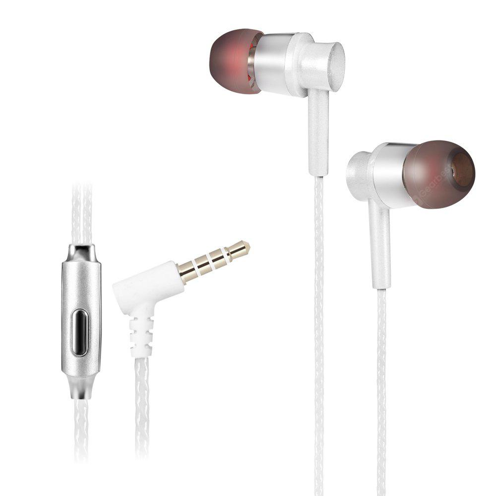 KSD - A23 On-cord In-ear Earphones with Microphone