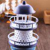 Fashionable Lighthouse Design Ornament with LED Light - COLORMIX