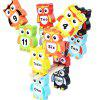 Balancing Beam Owl Model Model Intelligence Toy 12ks - COLORMIX