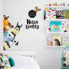 Wall Sticker Cartoon Pattern for Home Decoration - COLORMIX