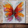 Mintura Oil Painting Hand-painted Modern Butterfly Pattern - COLORMIX