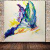 Mintura Oil Painting Hand-painted Modern Abstract Butterfly - COLORMIX