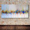 Mintura MT160500 Oil Painting Hand-painted Abstract Style - COLORMIX