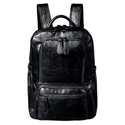 RRX610 Men Leisure Boutique PU Backpack