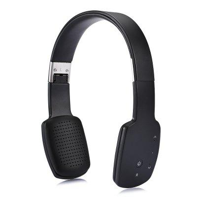 LC - 9600 Touchable Hands-free Bluetooth HeadsetEarbud Headphones<br>LC - 9600 Touchable Hands-free Bluetooth Headset<br><br>Application: Running, Sport<br>Battery Capacity(mAh): 160mAh<br>Battery Type: Built-in<br>Bluetooth: Yes<br>Bluetooth distance: W/O obstacles 10m<br>Bluetooth mode: Hands free<br>Bluetooth protocol: A2DP v1.2,AVRCP v1.4,HFP v1.6,HSP v1.2<br>Bluetooth Version: V4.1<br>Cable Length (m): 2 m<br>Charging Time.: 2.5h<br>Compatible with: PC, Mobile phone, Computer<br>Connecting interface: Micro USB, 3.5mm<br>Connectivity: Wired and Wireless<br>Driver type: Dynamic<br>Driver unit: 30mm<br>Features: Portable, Cool<br>FM radio: No<br>Frequency response: 8-20KHz<br>Function: Voice Prompt, Voice control, Microphone, Bluetooth, Answering Phone, Song Switching<br>Impedance: 16ohms±15 percent<br>Language: Chinese,English<br>Material: Plastic<br>Music Time: 10h<br>Package Contents: 1 x Headset, 1 x USB Power Cable, 1 x Audio Cable, 1 x English / Chinese Manual<br>Package size (L x W x H): 20.00 x 13.20 x 6.20 cm / 7.87 x 5.2 x 2.44 inches<br>Package weight: 0.3500 kg<br>Plug Type: USB<br>Product size (L x W x H): 18.00 x 15.60 x 18.00 cm / 7.09 x 6.14 x 7.09 inches<br>Product weight: 0.3210 kg<br>Sensitivity: 104±3 dB<br>SNR: 80dB and more<br>Sound channel: Two-channel (stereo)<br>Standby time: 200h<br>Talk time: 6 - 8h<br>Type: On-ear<br>Wearing type: Headband