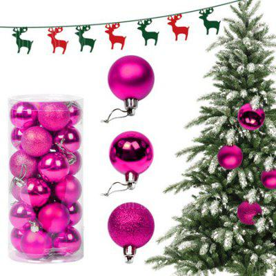 Creative Pearl Ball Christmas Decorations