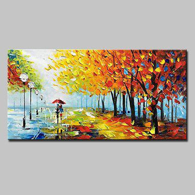 Buy COLORMIX Mintura Oil Painting Hand-painted Landscape for $82.67 in GearBest store