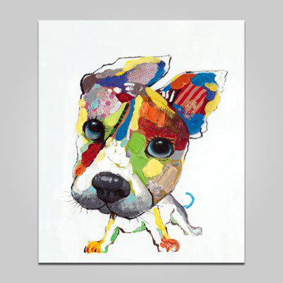 YHHP Colorful Pet Dog Printed Print