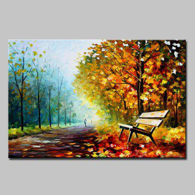 Buy COLORMIX Mintura MT160536 Hand Painted Oil Painting for $53.20 in GearBest store