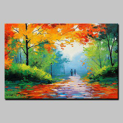 Buy COLORMIX Mintura MT160524 Hand Painted Oil Painting for $53.20 in GearBest store