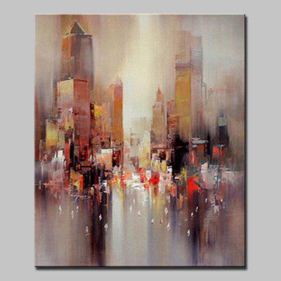 mintura mt160668 abstract city canvas oil painting 60 70 free