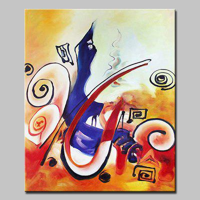 Mintura MT160665 Abstract Canvas Oil Painting