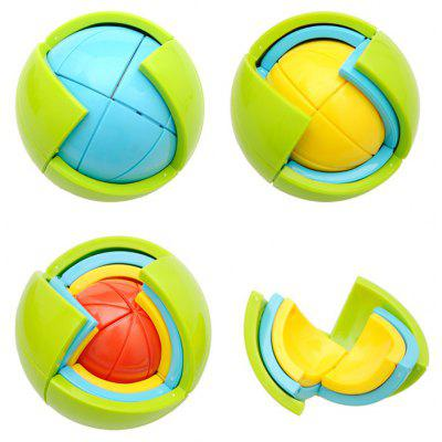 DIY ABS 3D Puzzle Ball Set
